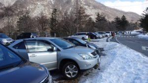 赤城山第1スキー場駐車場