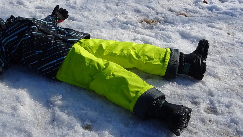子供のスキーウェア