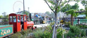 刈谷ハイウェイオアシスのミニ機関車