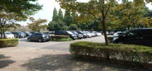 戸田川緑地第2駐車場