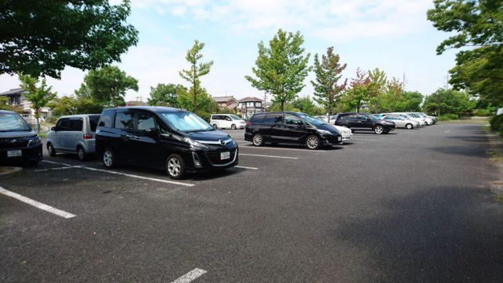 戸田川緑地第3駐車場