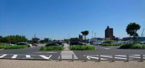 戸田川緑地第4駐車場