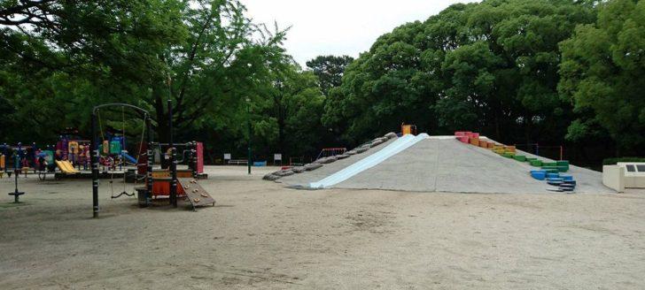 鶴舞公園こどもの広場