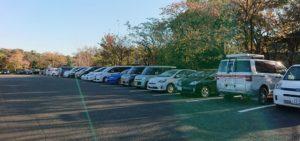 大高緑地公園 第1駐車場