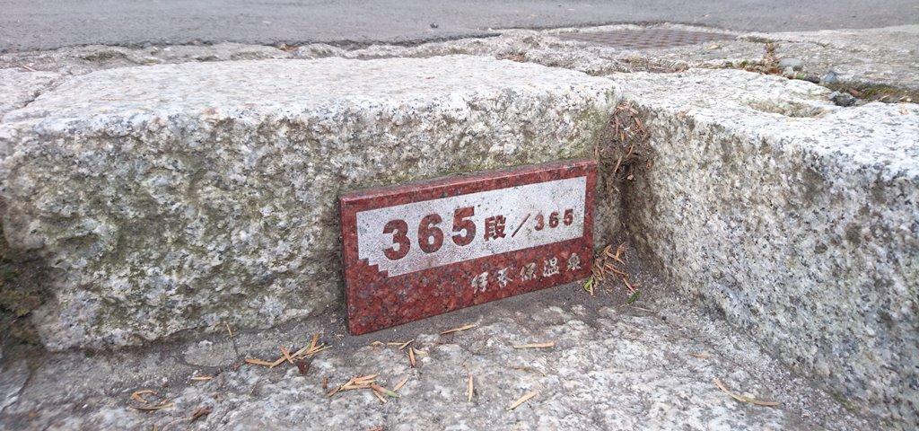 伊香保石段の一番上