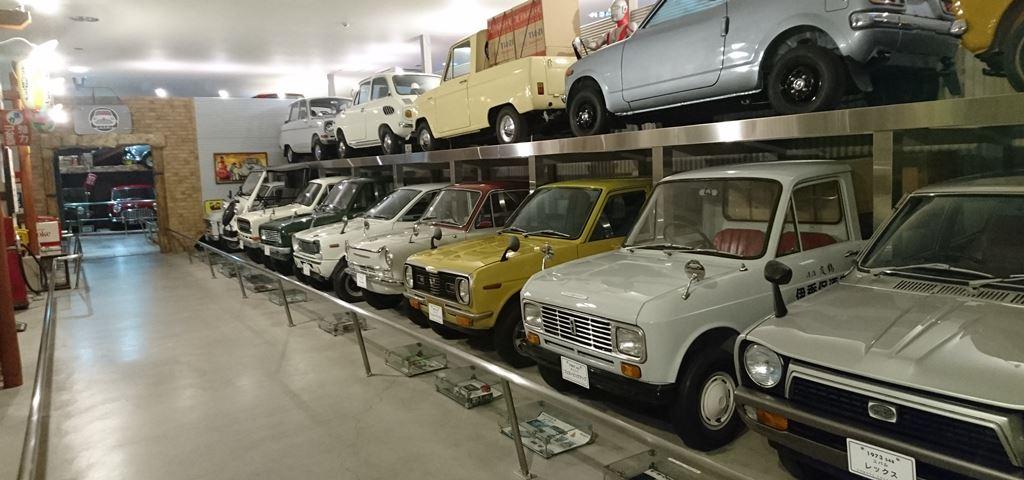 伊香保おもちゃと人形博物館 軽自動車