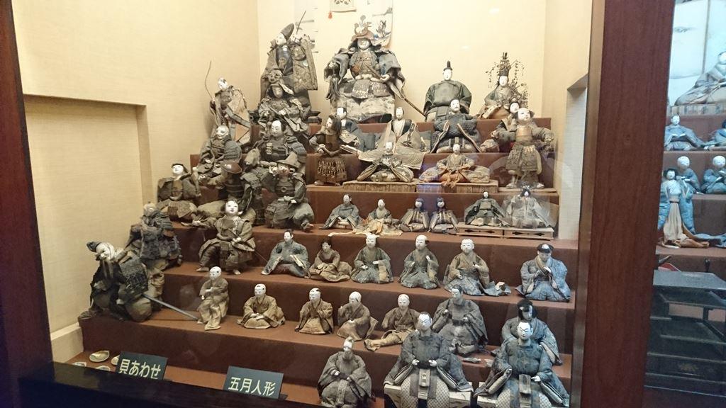 伊香保おもちゃと人形博物館 五月人形