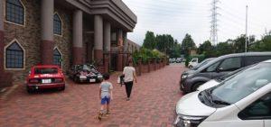 伊香保おもちゃと人形博物館 駐車場
