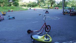 赤城クローネンベルクおもしろ自転車