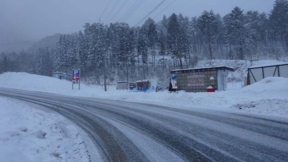 ノルン水上周辺道路