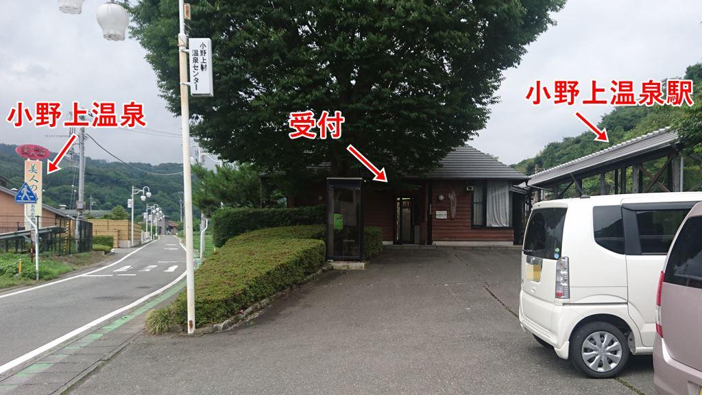 渋川市小野上地域活性センター