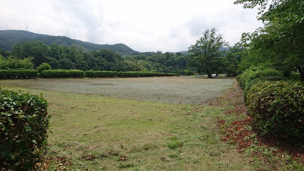 小野上温泉公園ゲートボール場