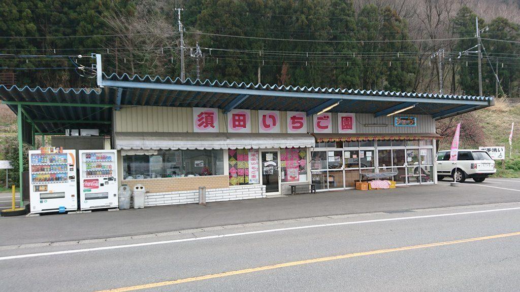 須田いちご園