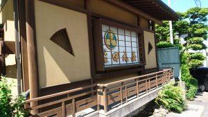田丸屋の入口