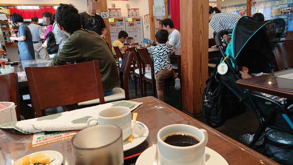 道の駅八ッ場ダムふるさと館の食堂